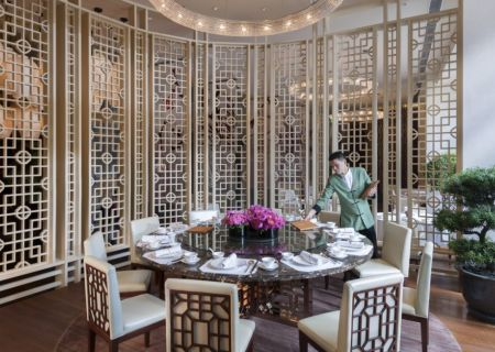 Shanghai Fine Dining Yong Yi Ting Private Dining