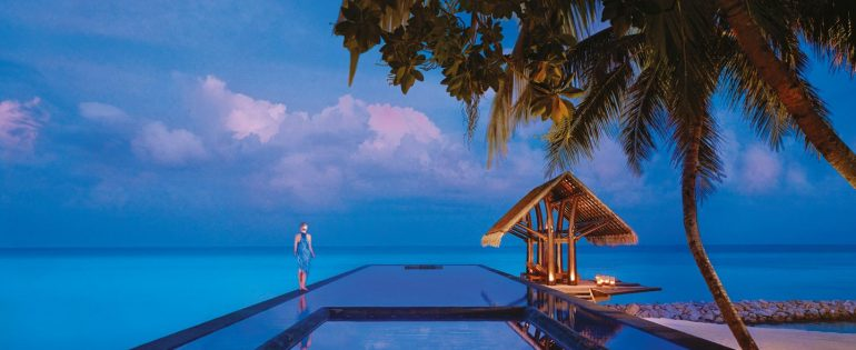Blue Heaven – One&only Reethi Rah, Maldives